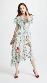 alice   olivia Kadence Dress at Shopbop