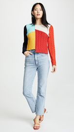 alice   olivia Lebell Pull Over at Shopbop