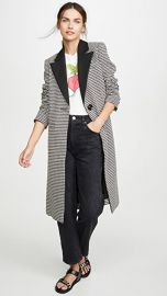 alice   olivia Sienna Long Blazer Coat at Shopbop