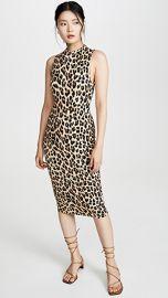 alice   olivia Sleeveless Delora Dress at Shopbop