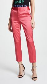 alice   olivia Stacey Slim Trousers at Shopbop