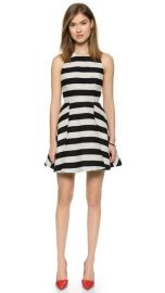 alice and olivia Chase Box Pleat Dress at Shopbop