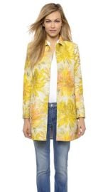 alice and olivia Laney A Line Coat at Shopbop