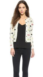 alice and olivia Must Have Embellished Cardigan at Shopbop
