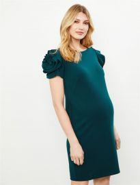 alisburgo Maternity Dress by Pietro Brunelli at A Pea in the Pod