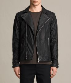 allsaints kushiro biker jacket at All Saints