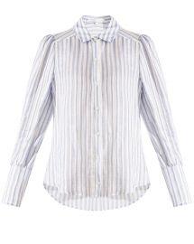 ally blouse at Veronica Beard