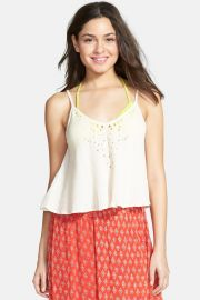 and039Salty Wavezand039 Swing Tank Juniors at Nordstrom Rack