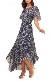 astr Floral Print Dress at Nordstrom