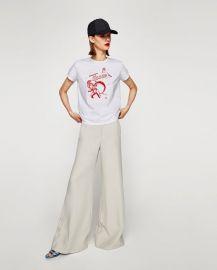 astronaut t-shirt at Zara