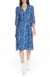 ba amp sh Folia Wrap Dress at Nordstrom