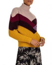 ba amp sh Orlando Color-Block Sweater  Women - Bloomingdale s at Bloomingdales