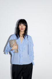 blouse at Zara