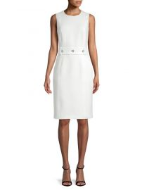 boss Duleama Sleeveless Sheath Dress at Saks Fifth Avenue