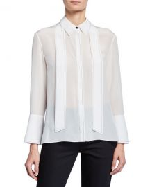 boyd blouse alice and olivia at Bergdorf Goodman