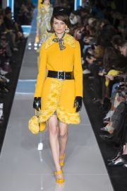 by Moschino - 2018 Fall Collection at Vogue
