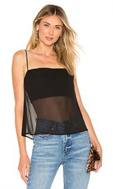 by the way  Sherridan Cami Top in Black from Revolve com at Revolve