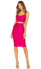 by the way  Stella Bandage Set in Pink from Revolve com at Revolve
