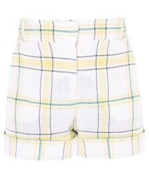 caruti shorts at Veronica Beard
