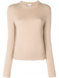 chloe perfectly fitted sweater at Farfetch