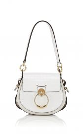 chloe tess Leather Shoulder Bag at Barneys
