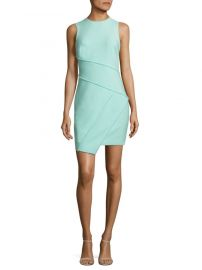 cinq a sept Frayed Sheath Dress at Saks Off 5th