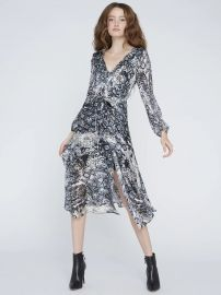 coco dress at Alice and Olivia