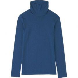 cotton turtleneck tshirt at Uniqlo