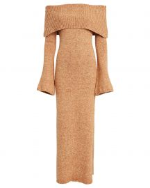 cult gaia MARIEL SWEATER DRESS at Intermix