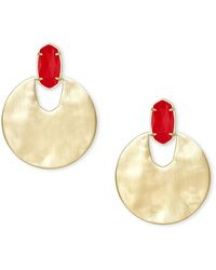 deena earrings at Kendra Scott