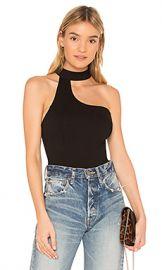 devlin Norah Bodysuit in Black from Revolve com at Revolve