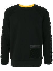 diesel sweatshirt at Yoox