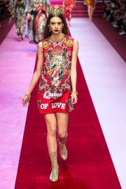 dolce and gabbana at Vogue