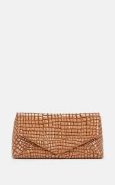 dries-van-noten-crocodile-stamped-large-patent-leather-clutch at Barneys