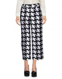 dsquared2 digital houndstooth cropped trouser at Yoox