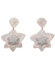 earrings at Lele Sadoughi