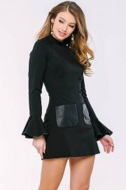 ell Sleeve Modern Dress by Jovani at Jovani