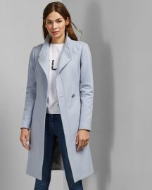 ellgenc wrap coat at Ted Baker