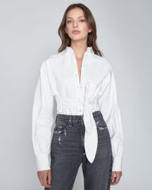 emmerson oxford shirt at Marissa Webb