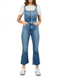 eticaIvy Denim Overalls at Neiman Marcus