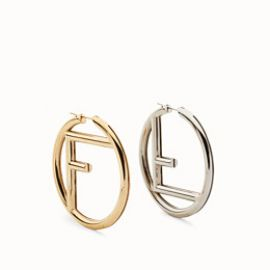 f is fendi earring at Fendi