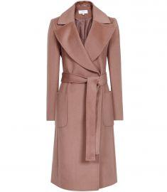 faris coat at Reiss