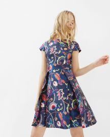fluxam Dress at Ted Baker