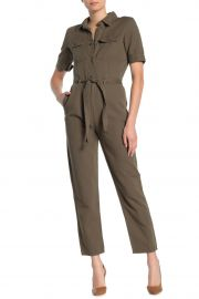 frame Military Belted Jumpsuit at Nordstrom Rack