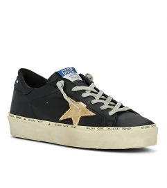 golden goose  HI STAR LEATHER SNEAKERS at Barneys