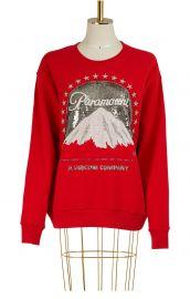 gucci paramount sweatshirt at 24S