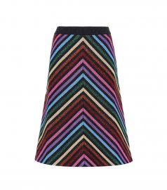 gucci striped skirt at My Theresa