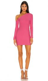 h ours Maisy Dress in Taffy Pink from Revolve com at Revolve