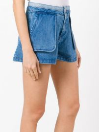 inside out shorts at Farfetch