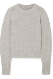 isabel marant CONROY CASHMERE SWEATER at Net A Porter